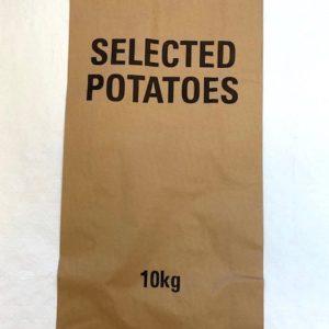 10kg potato sack